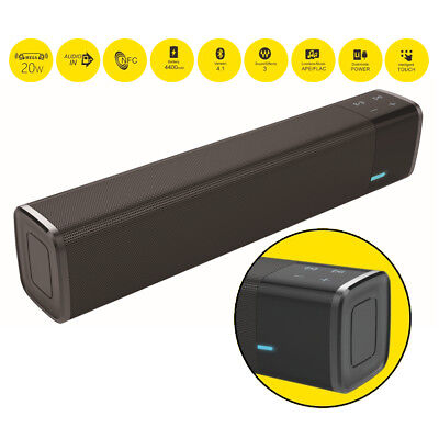 Audio-docks & Mini-lautsprecher Mini Bluetooth Lautsprecher Soundstation Musik Box 3w Mit Fm Radio Usb Aux @imt