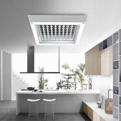 Leuchtstoff Bad-leuchten (NTS LED Deckenleuchte Badleuchte Deckenlicht-leuchte Küche Beleuchtung CM0081)