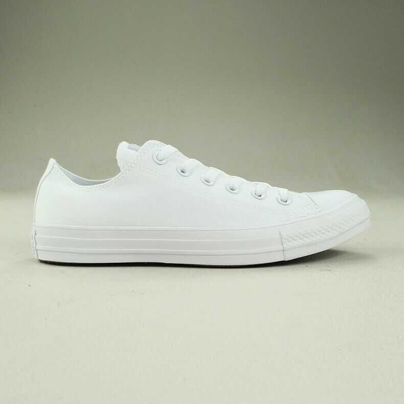 Details about Converse All Star Ox White Trainers Brand new Size UK sizes 3,4,5,6,7,8,9,10,11,