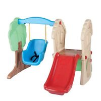 Little Tikes hide & seek climber / swing