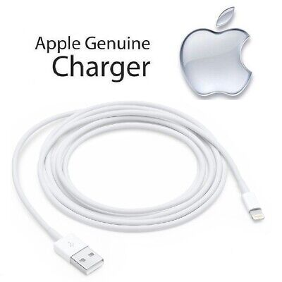 NEW Genuine Original APPLE iPad 7th Gen - Lightning to USB Cable Charger  2m/6ft