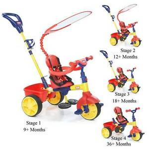 4-in-1 Little Tikes Trike McDowall Brisbane North West Preview