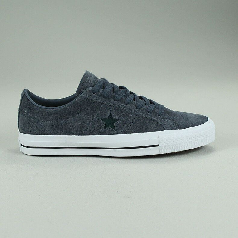 Details about Converse One Star Pro OX Shoe Trainers New in box Size UK size 7,8,9,10