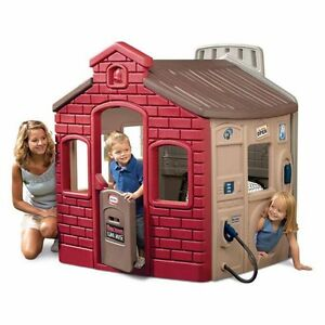 Cubby house, Little Tikes Large Play House West Footscray Maribyrnong Area Preview