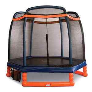 WANTED  Little tykes trampoline