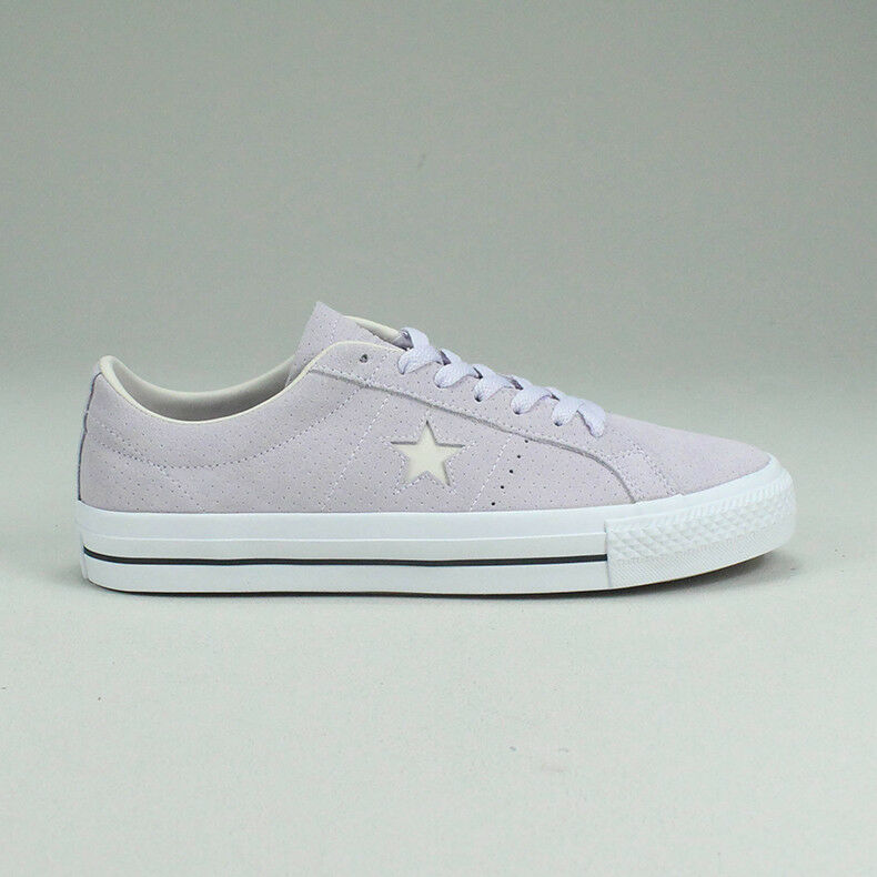 Details about Converse One Star Pro OX Shoe Trainers New in Barley Grape Size UK size 7,8,9,10