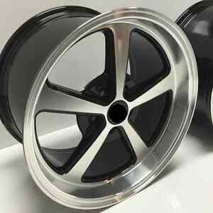 AFS Wheels fits 1994-2004 Ford® Mustang® 18 x 10.5 Mach 1 Style Rear Rim Single