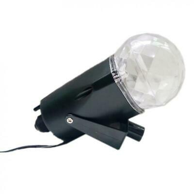 Disco DJ Party Lights Strobe Led Ball Sound Activated Bulb Dance Decoration Lamp ()
