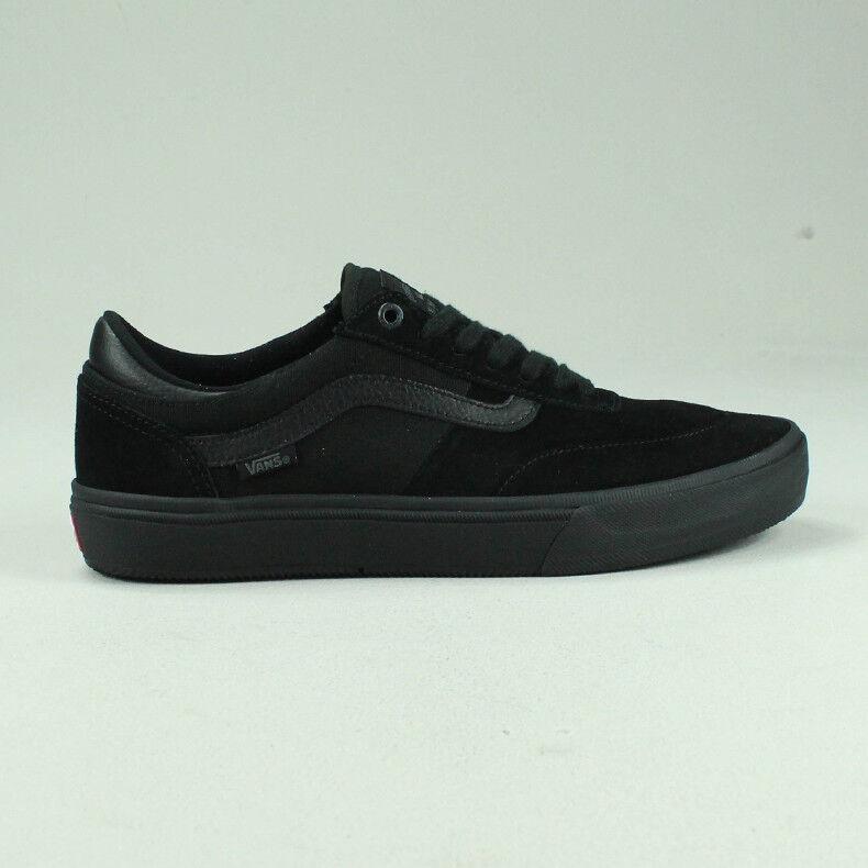 Details about Vans Gilbert Crockett Pro Shoes Skate in Suede Blackout in UK Size 6,7,8,9,10,11