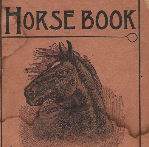 The Dermador Horse Book-Professor Anderson's Great Veterinary Remedy- c. 1887-91