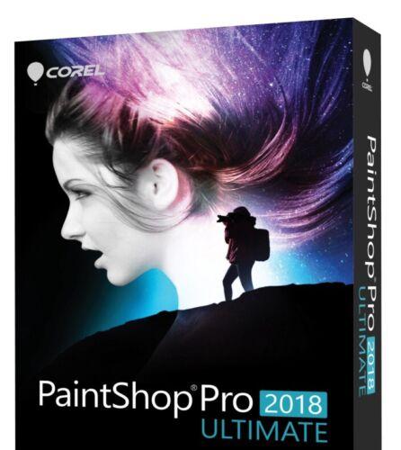 Corel Paintshop Pro 2018 Ultimate ✔️ Lifetime License ✔️ Full Version 🔥Instant