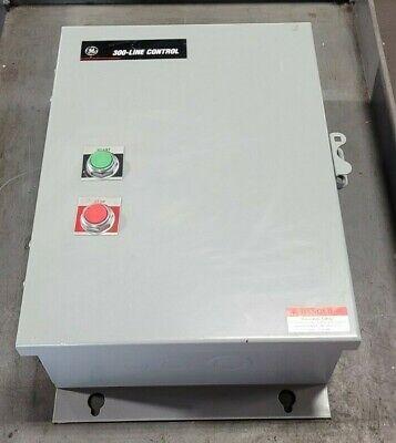 Ge 300-line Control Contactor Enclosure Nema 1 Indoor Enclosure Only