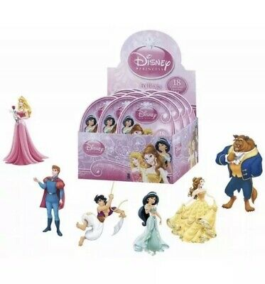 24 X Official Bullyland Disney 11972 Belle Princesses Series 3 Blind Bag Figures