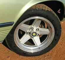 Mercedes ronal mags 16x8(rare) Henley Beach Charles Sturt Area Preview