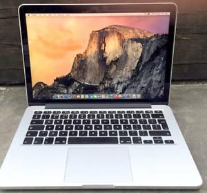 "Apple Mac Book Pro Retina 13"" 2015 Model - Fantastic Condition Fitzroy North Yarra Area Preview"