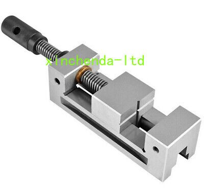 Wire Edm Part Precision Stainless Steel Edm 3 Vise Maximum 95mm Jaw Opening