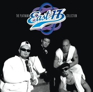 EAST 17 The Platinum Collection CD BRAND NEW Best Of