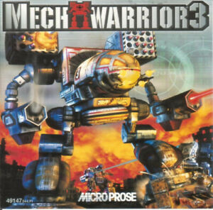 Jeux PC MECH WARRIOR 3