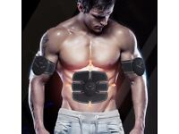 EMS Muscle Training Body Sixpack Fit Set ABS SixPad Electrical Muscle Simulation Muscle Toning