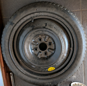 Spare Tyre set Craigieburn Hume Area Preview