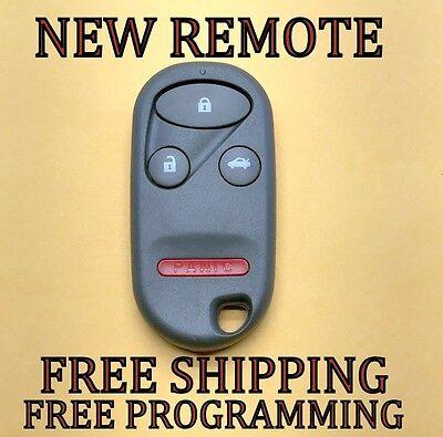 NEW 98-02 HONDA ACCORD EX SE KEYLESS ENTRY REMOTE FOB TRANSMITTER KOBUTAH2T