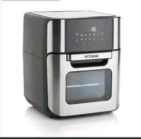 Vitinni Digital Air Fryer XL 12L | 1800W with 8 Piece