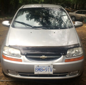 Reduced!!!2006 Chevy Aveo Forsale