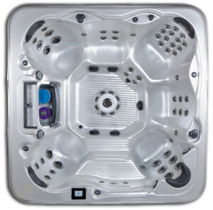 Grand Cayman 52 Helix Hydrotherapy Jet Spa  on Sale Now!