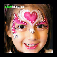PROFESSIONAL FACE PAINTING AND MUCH MORE!