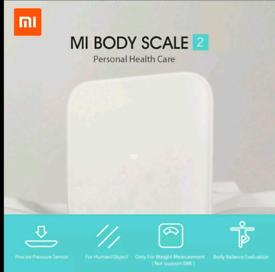 Xiaomi Mi Smart Scale 2 - LED Display, Bluetooth 5.0, Mobile App