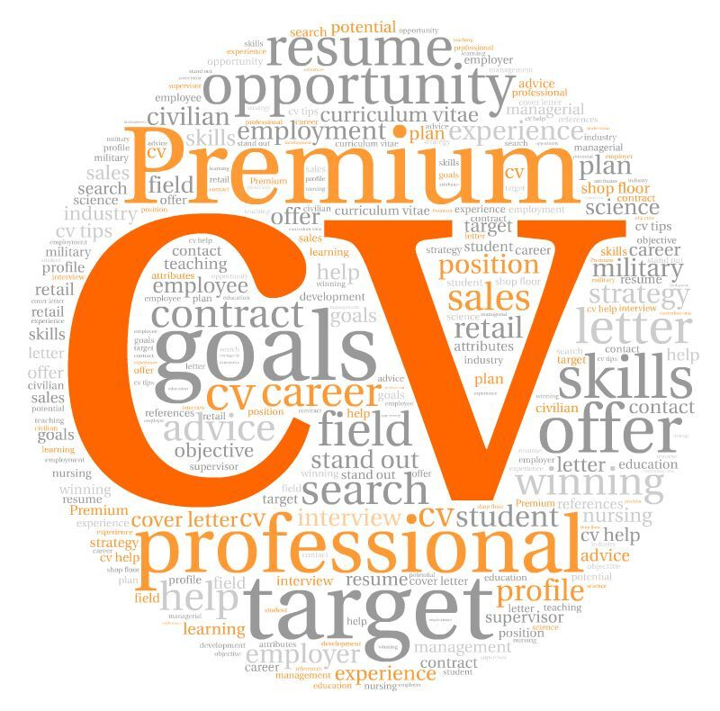 cv proofreading service uk