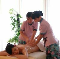 Couple/4hands massage is only $140