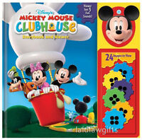 Disney Mickey Mouse Clubhouse Storybook and Viewer & Picture NEW