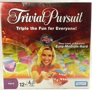 Trivial Pursuit - 25th Anniversary Edition