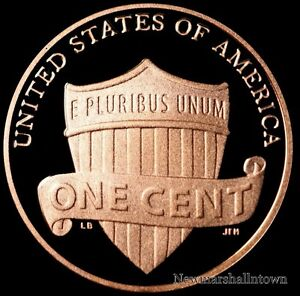 2014-S-Lincoln-Shield-Penny-Mint-Proof-U-S-Coin-from-Original-Set