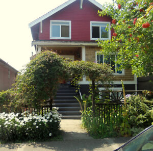 1 Bedroom sublet in character house
