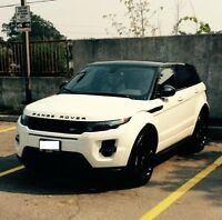 2015 Land Rover Range Rover Evoque Dynamic SUV, Crossover