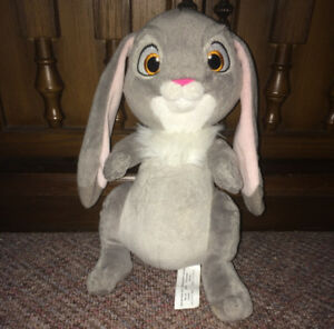 Sofia the First Plush Bunny Rabbit Clover 10""