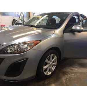 2011 Mazda Mazda3 GX Sedan