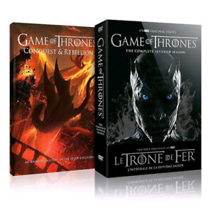 Game of Thrones Season 7 DVD - Sealed Box ( FREE DELIVERY )