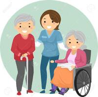 Caring Caregiver