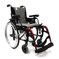 Karaman s-ergo ultra light weight ergonomic wheelchair