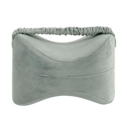 Knee Pillow Leg Wedge Sleeping Cushion Support Memory Foam J