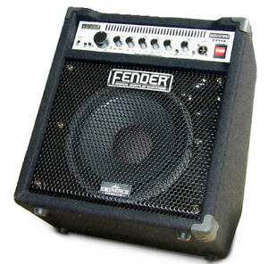Amplificateur de bass Fender bassman 100 Cube