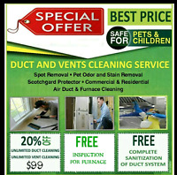 CLEAN YOUR AIR DUCTS AND STAY HEALTHY JUST $129.99