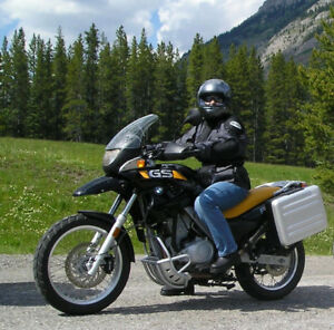 BMW GS 650 is Loaded with Aftermarket Goodies