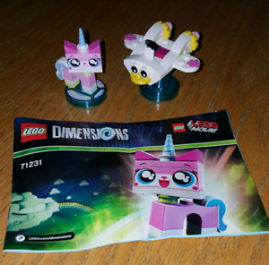 Lego Dimensions complete set with book