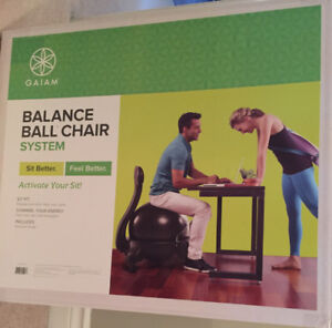 Balance Ball Chair - Brand New in box