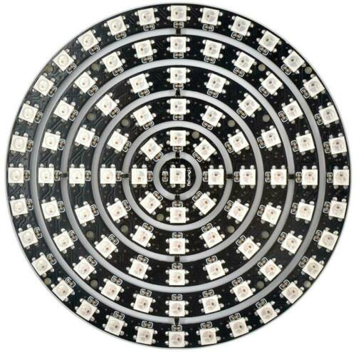 WS2812B 5050 1/7/8/12/16/24 Bit LED Ring RGB NeoPixel Light Module for Arduino