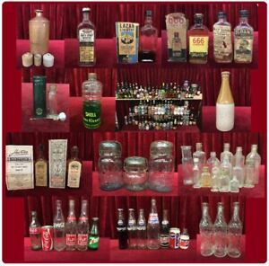 Vintage Bottles & Much More by Online Auction until Oct 18
